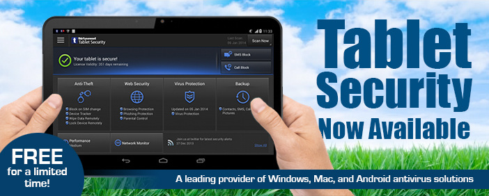 Leading Thirtyseven4 Tablet Security for Android Solution Now Available